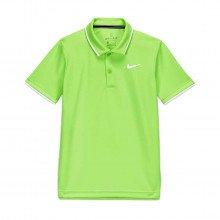 Nike Bq8792 Polo Dri-fit Nikecourt Bambino Abbigliamento Tennis Bambino