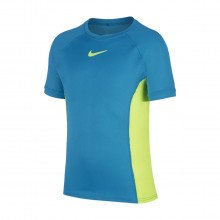 Nike Cd6131 T-shirt Dri-fit Bambino Abbigliamento Tennis Bambino