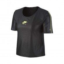 Nike Cu3058 T-shirt Air Donna Abbigliamento Running Donna
