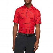 Nike Cu9784 Polo Dri-fit Tiger Woods Abbigliamento Golf Uomo