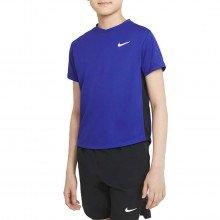 Nike Cv7565 T-shirt Dri-fit Victory Bambino Abbigliamento Tennis Bambino