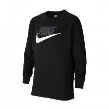 Nike Cv9297 Felpa Girocollo Club Bambino Abbigliamento Bambino