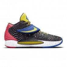 Nike Cw3935 Kd14 Pop Art Scarpe Basket Uomo