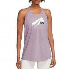 Nike Da0364 Canotta Dri-fit Elastika Donna Abbigliamento Training E Palestra Donna