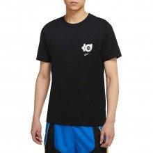 Nike Dd0775 T-shirt Dri-fit Kd Logo Abbigliamento Basket Uomo