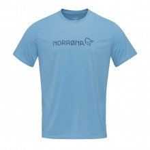 Norrona 5224 T-shirt Tech Abbigliamento Montagna Uomo