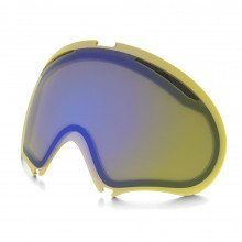 Oakley 59 Lente A-frame 2.0 Hi Yellow Maschere Snowboard Uomo