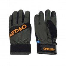 Oakley 94263 Guanti Factory Winter 2.0 Abbigliamento Snowboard Uomo