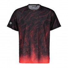 Octopus 21wots02 T-shirt Octopus Abyss Street Style Uomo