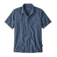 Patagonia 53139 Camicia Manica Corta Back Step Abbigliamento Montagna Uomo