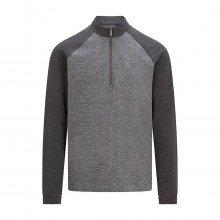 Penguin Ogkfb019 Raglan Lightweight Block Pullover Abbigliamento Golf Uomo
