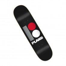"Plan B Pbde0021a030 Tavola Original Team 8.25"" Skateboard Skateboarding Uomo"