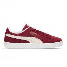 Puma 352634 Suede Classic+ Bordeaux Tutte Sneaker Uomo