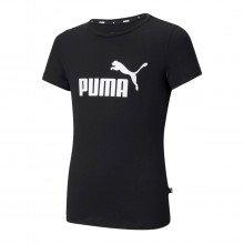 Puma 587029 T-shirt Essential Bambina Abbigliamento Bambino