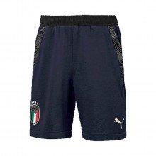 Puma 757369 Figc Casuals Shorts Bambino Squadre Calcio Bambino