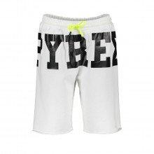 Pyrex 41933 Short Logo Sport Style Uomo