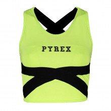 Pyrex 42006 Top Stretch Con Elastico Donna Sport Style Donna