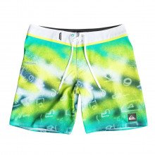 Quiksilver Eqybs03377 Board Short Glitched18 Mare Uomo