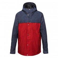 Quiksilver Eqytj00066 Giacca Act 3n1 Abbigliamento Snowboard Uomo