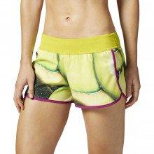 Reebok Aa1113 Short Crossfit Avocado Donna Abbigliamento Training E Palestra Donna