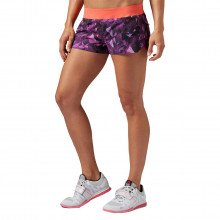 Reebok Ai1218 Short Crossfit Speed Cool Donna Abbigliamento Training E Palestra Donna
