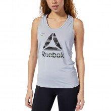 Reebok Dp5638 Canotta Activchill Graphic Donna Abbigliamento Training E Palestra Donna