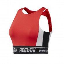 Reebok Du6679 Bralette Wor Myt Abbigliamento Training E Palestra Donna