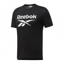 Reebok Fk6219 T-shirt Workout Ready Supremium Graphic Abbigliamento Training E Palestra Uomo