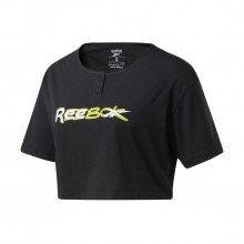 Reebok Gr9454 T-shirt Crop Met You Ther Donna Abbigliamento Training E Palestra Donna