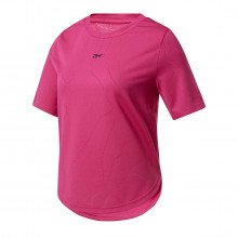 Reebok Gs6369 T-shirt United By Fitness Perforated Donna Abbigliamento Training E Palestra Donna
