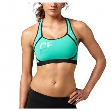 Reebok Z89701 Reggiseno Crossfit® Racer Abbigliamento Training E Palestra Donna