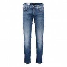 Replay M914y573810 Jeans Ambas Stretch 10,5 Once Lung 32 Casual Uomo