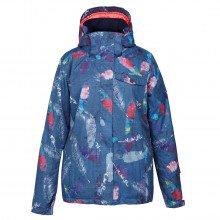 Roxy Erjtj00028 Giacca Jetty Abbigliamento Snowboard Donna