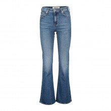 Roy Rogers A21rnd208d394 Jeans Vita Alta Bootcut Filo Tacco Il Roy Donna Casual Donna