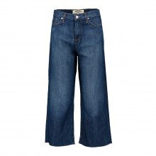 Roy Rogers P21rnd043d4201 Jeans Crpped Denim Lino Donna Casual Donna