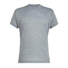 Salewa 26537 T-shirt Puez Melange Dry'ton Abbigliamento Montagna Uomo
