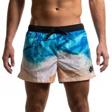 Seay Mws0rp010 Boxer Mare Woven Short 100% Recycled Pl Mare Uomo