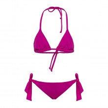 Sundek G219knl5900 Bikini Triangolo Yuma Bambina Mare Bambino