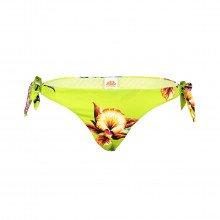 Sundek W192kbl36hi Bikini Fiocco Logo Linear Fantasia Yuko Donna Mare Donna