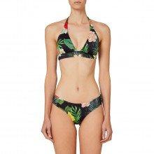 Sundek W285knl36sw Bikini Triangolo Fiocco Slip Fisso Capitola Donna Mare Donna