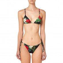 Sundek W287knl36sw Bikini Triangolo E Slip Regolabile Santa Cruz Donna Mare Donna