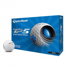 Taylor Made M7198001 Tm21 Tp5 Palline Golf Uomo