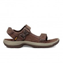 Teva 1106802 Tanway Leather Sandali Montagna Uomo