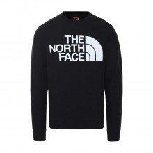 The North Face Nf0a4m7wjk3 Felpa Girocollo Standard Street Style Uomo