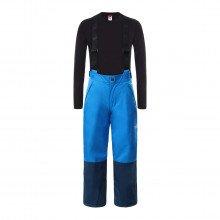 The North Face Nf0a5g9b Pantaloni Snowquest Suspender Bambino Abbigliamento Sci Bambino