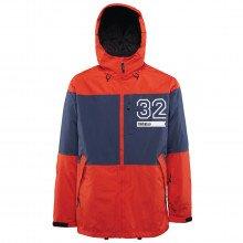 Thirty Two 8130000652 Giacca Shiloh Abbigliamento Snowboard Uomo