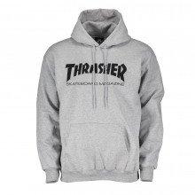 Thrasher 312671 Felpa Con Cappuccio Skate Mag Street Style Uomo