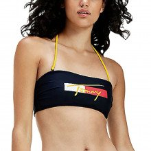 Tommy Hilfiger Uw0uw02939 Bandeau Fixed Mare Donna