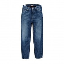 Tommy Jeans Dm0dm05806 Jeans Baggy Worker Cropped Casual Uomo