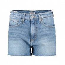 Tommy Jeans Dw0dw08218 Short In Denim Donna Casual Donna